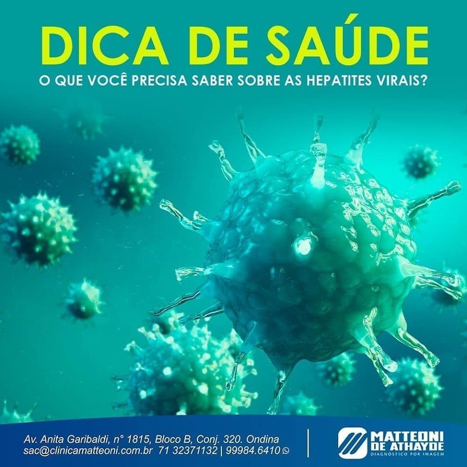 Prevenção contra hepatites virais